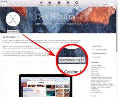 El Capitan Installer Download