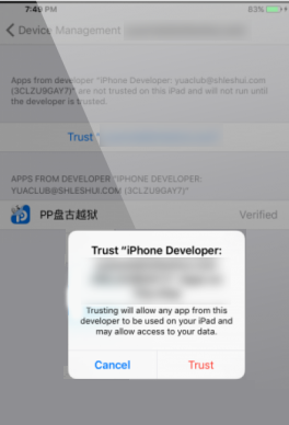 Semi-untethered / tethered Jailbreak IOS 9 2 & 9 3 3 (with